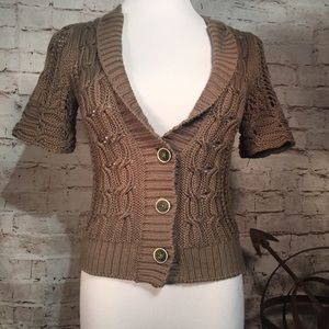 Banana Republic Knit Cardigan Sweater